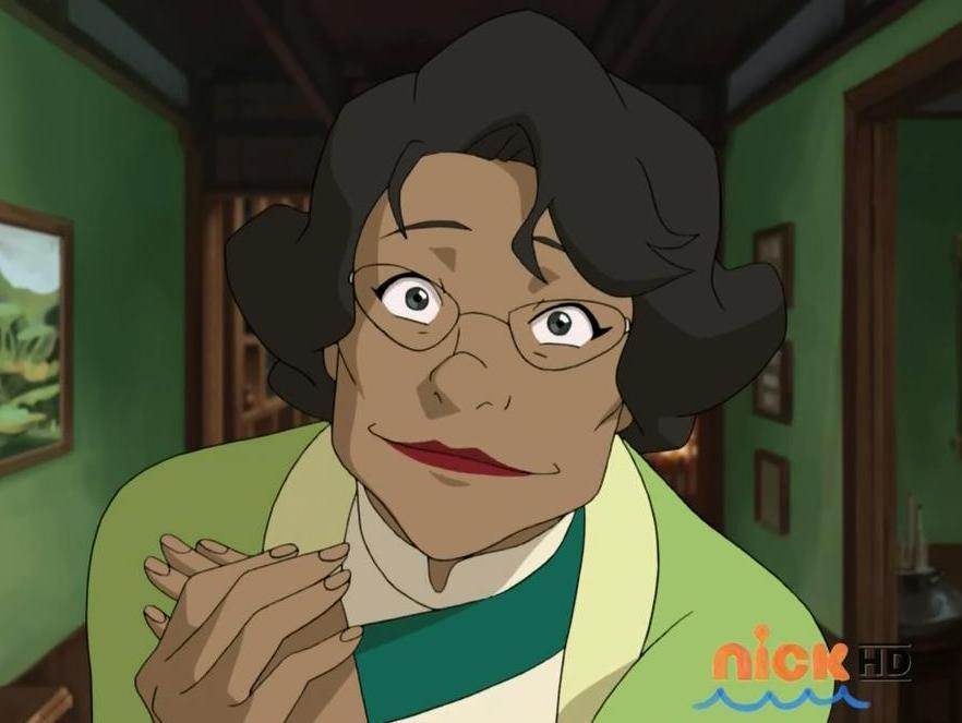 Мать Рию