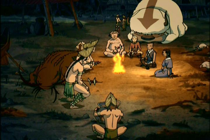 Болотное Племя Воды
