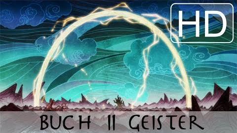 Avatar Die Legende von Korra Buch II Spirits Geister - Trailer Deutsch German HD 1080p