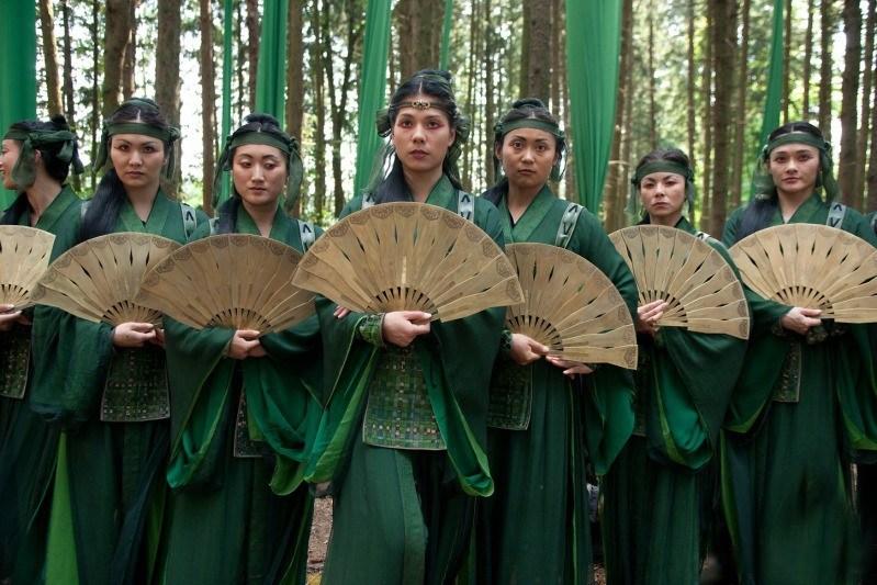 Воины Киоши (фильм)