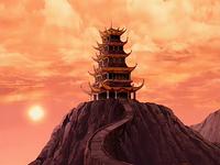 Templo del Fuego en el atardecer.png