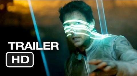 Oblivion Official Trailer 3 (2013) - Tom Cruise, Morgan Freeman Movie HD