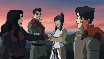 Team Avatar (Korra)