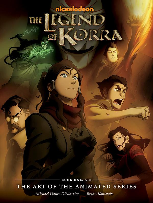 "Kuzura/Артбук и DVD по Книге 1 ""Легенды о Корре"""