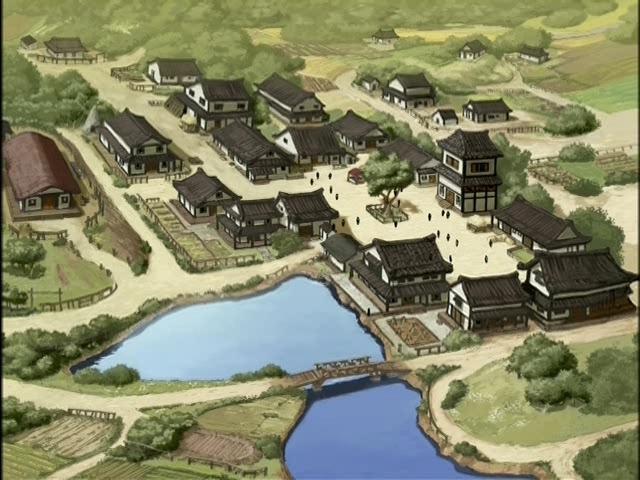 Деревня Сонг