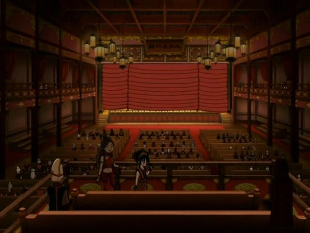 Театр Угольного острова