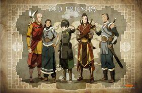 Erwachsenes Team Avatar