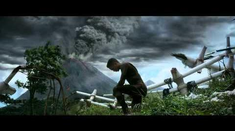 After Earth New Official Trailer