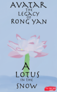 A Lotus in the Snow