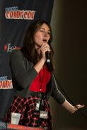 Jessie Flower Singing Comic Con