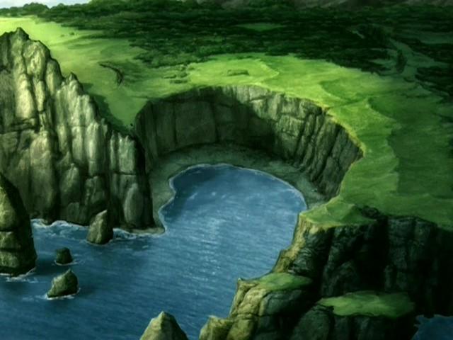Остров Чёрных скал