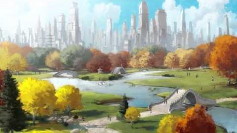 The Last Airbender The Legend of Korra Teaser Trailer 2011 HD