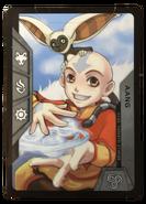 Aang Kammerkarte geschlossen vorne