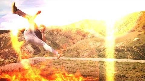 Epic Wizard Fight PSA- Agni Kai (Live Action Firebending & Dragonball Z)
