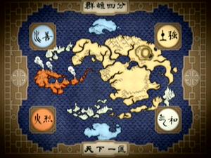 Geografie in de Wereld van Avatar