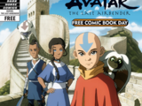 List of Avatar: The Last Airbender comics
