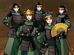 Kyoshi-soturit