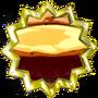 Torta de Creme de Ovos