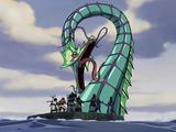 Wężowa Grobla (odcinek)