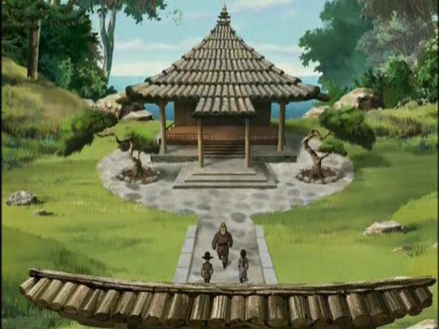 Храм Киоши