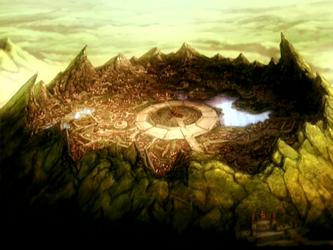 Capital da Nação do Fogo