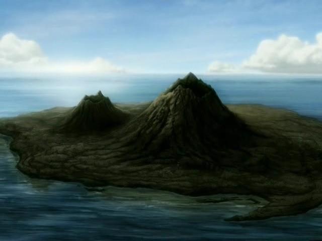 Остров Року