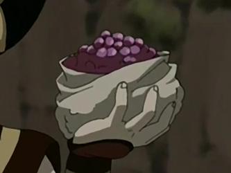 Frutinhas roxas