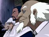 Kometa Sozina, część 2: Starzy mistrzowie