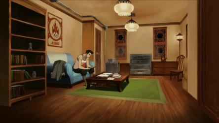 Mako and Bolin's apartment