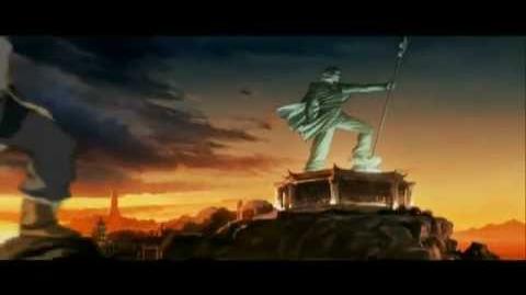 The Path to Korra - Avatar Extras