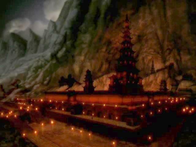 Главный храм Мудрецов Огня