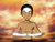 Aang meditating into the Avatar State.png