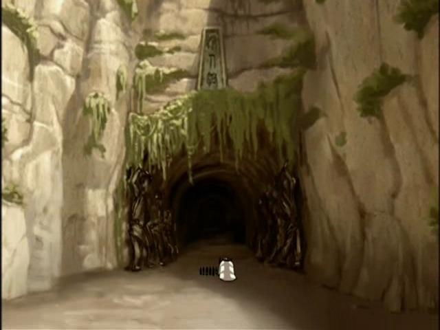Пещера Двух Влюблённых