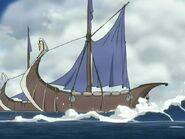 3х10 корабль Южного Племени Воды