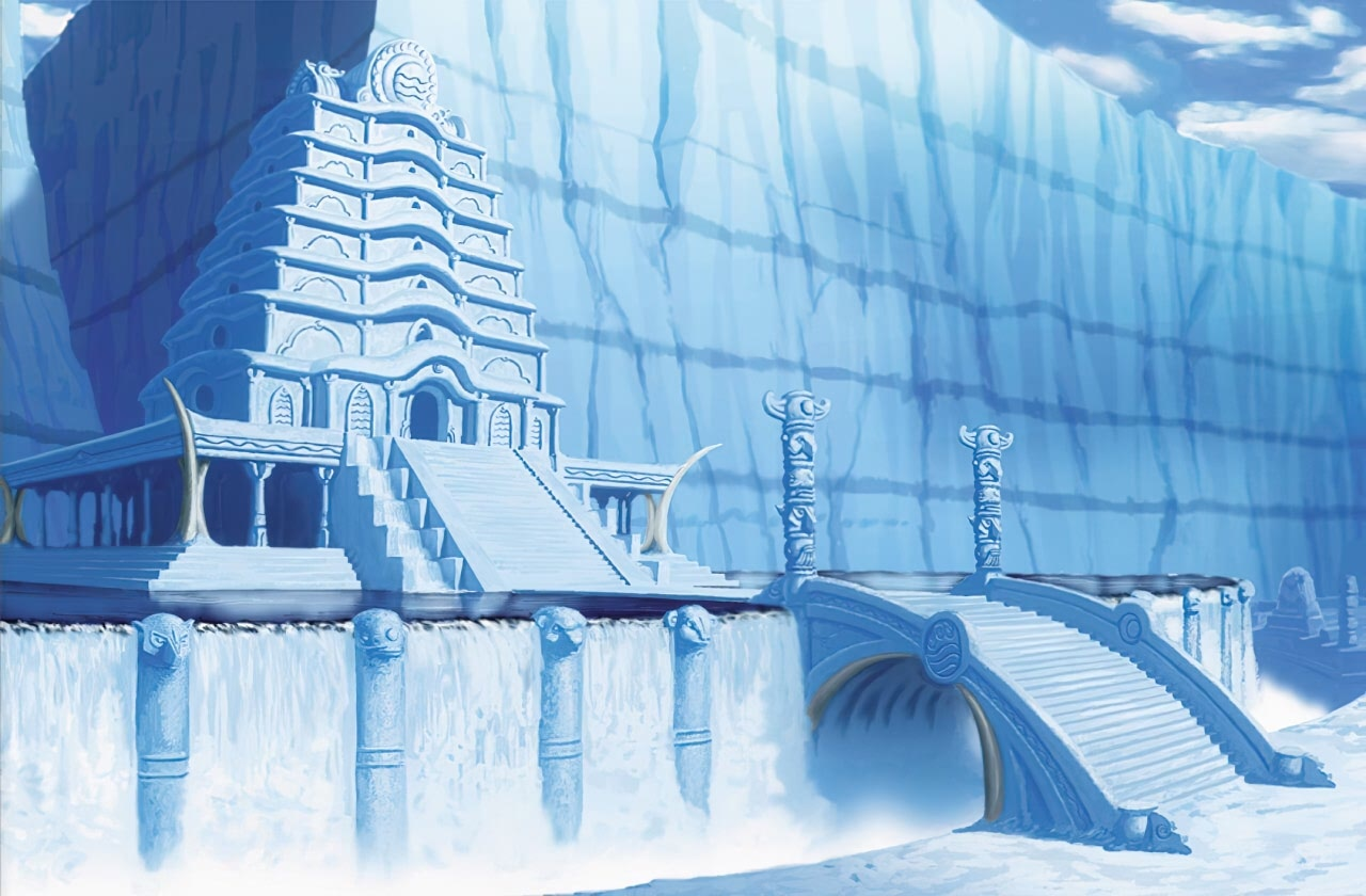 Дворец Северного Племени Воды