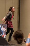 Jessie Flower Comic Con