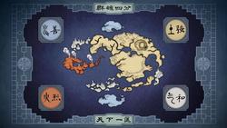 Avatar-maailman maantiede