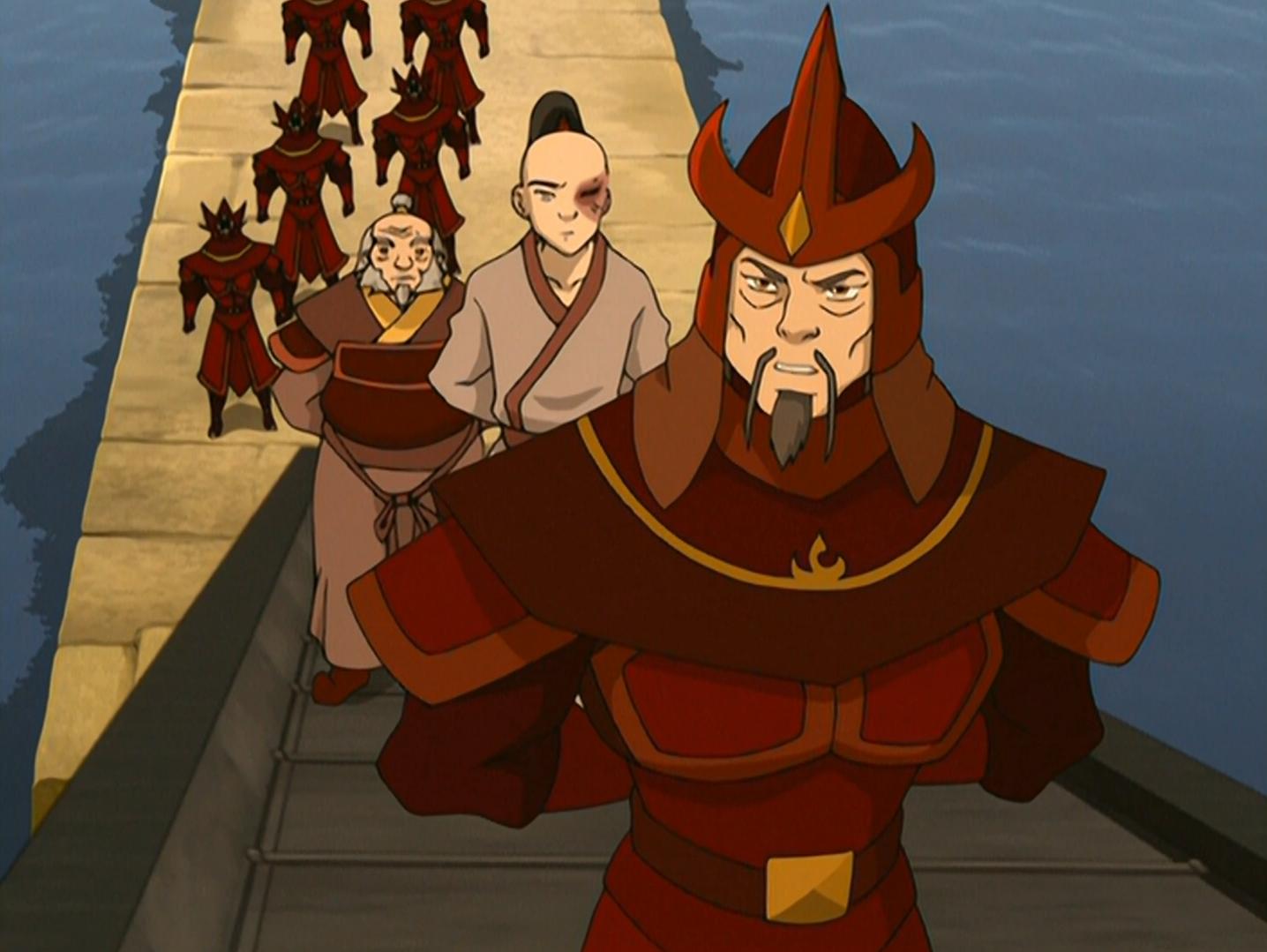 Kapitän von Azulas Schiff