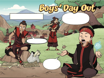 Boys' Day Out