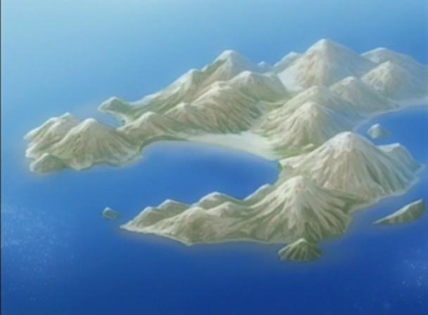 Остров Киоши