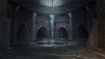 Republic City tunnel network