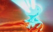 Ozai ist mächtig beim Energiebändigen