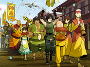 Spirits' Friendship Festival parade