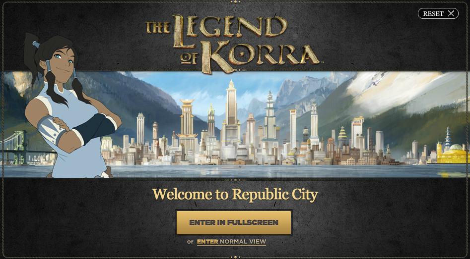 Kuzura/Интерактивный город Республика