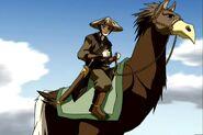 2х07 Зуко на страусовой лошади