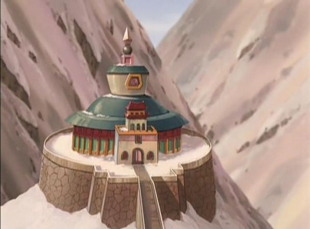 Храмы Аватара