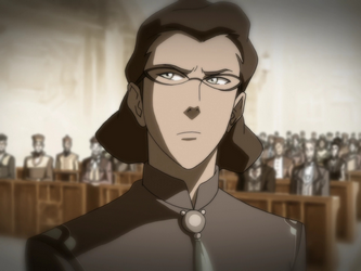 Prosecution attorney