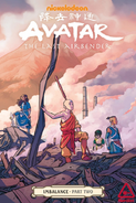Imbalance Part Two cover