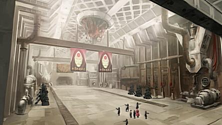 1.2: A factory of faith (Avatar Rising)