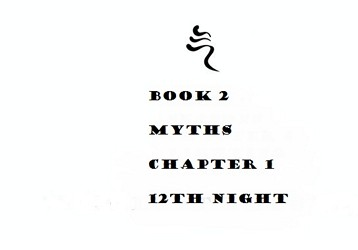 Avatar Adventures: Book 2: Myths Chapter 1: 12th Night